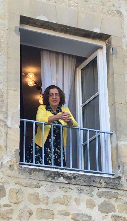 Mary Ann in France